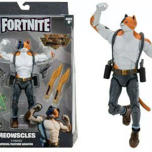 Fortnite Legendary Meowecles Figure for Sale in Burnsville, MN