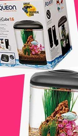 New In Box Aqueon Mini Cube Kit for Sale in Tacoma, WA