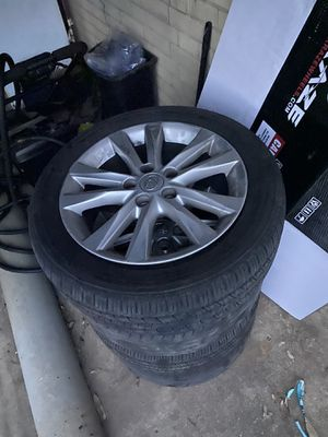 "4 17"" LEXUS TIRES for Sale in Euless, TX"