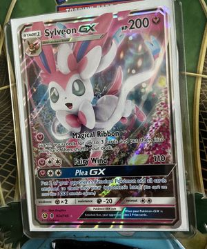 Sylveon GX 92a/145 for Sale in Mendon, MA