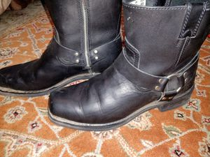 Bates motorcycle boots for Sale in Wichita, KS