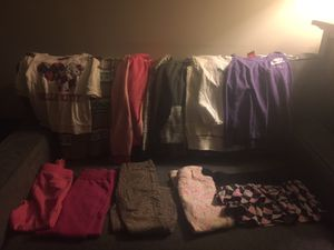 12 PC RANDOM GIRLS CLOTHING for Sale in Arlington, VA