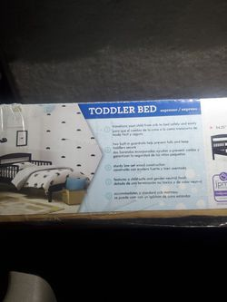 Baby Relax Toddlers Bed for Sale in Auburn,  WA