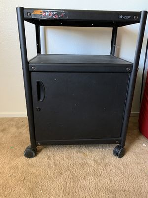 Metal TV stand/ Shelve/ Storage for Sale in North Las Vegas, NV