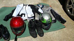Men and women motorcycle gear for Sale in Snellville, GA