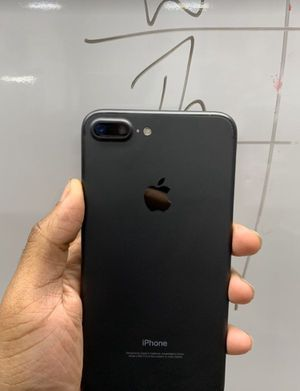 iPhone 7 Plus Unlocked!! No Trades, Price is FIRM for Sale in Los Angeles, CA