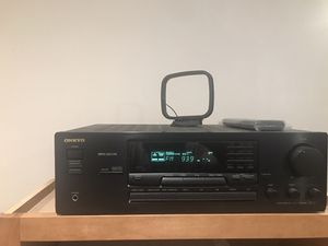 Onkyo TX8511 Audio Video Control Receiver for Sale in Prospect Heights, IL
