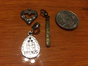 Miscellaneous pendants/charms for Sale in Vancouver, WA