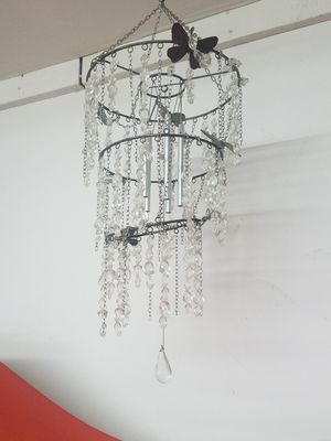 Chandelier with butterflies for Sale in Mineola, NY