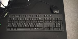 Wired Keyboard(Dell) and Wired Mouse (Lenovo) for Sale in Chicago, IL