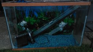 Fish tank 45 gallons for Sale in Vancouver, WA