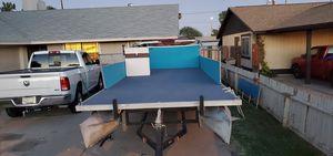 25 ft pontoon boat 40hp LAKE READY!! for Sale in Mesa, AZ
