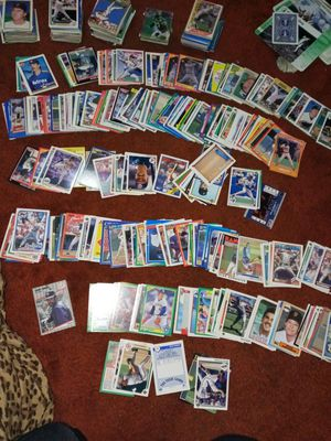 Baseball cards old for Sale in Riverside, CA