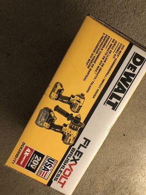 Flexvolt Drill set for Sale in Silver Spring, MD