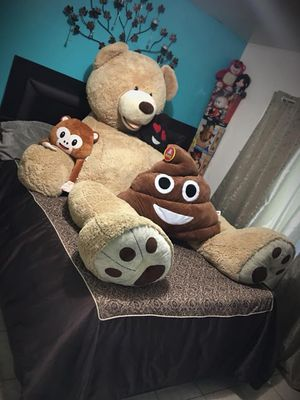 giant teddy bear for Sale in San Diego, CA