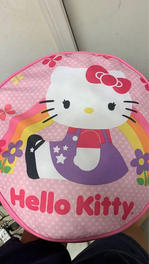 Hello kitty pillow for Sale in San Jacinto, CA