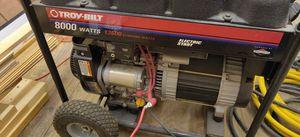 Troy-Bilt generator for Sale in Goochland, VA