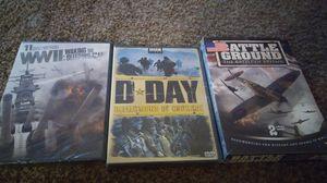 World War 2 Dvds for Sale in Valrico, FL