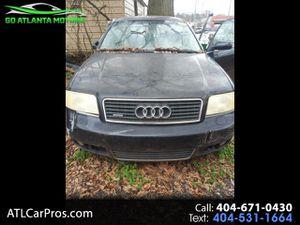 2003 Audi A6 for Sale in Atlanta, GA