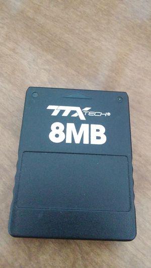 Ps2 memory card for Sale in Denver, CO