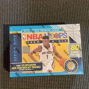 2019-2020 NBA Hoops Premium Stock for Sale in SeaTac, WA