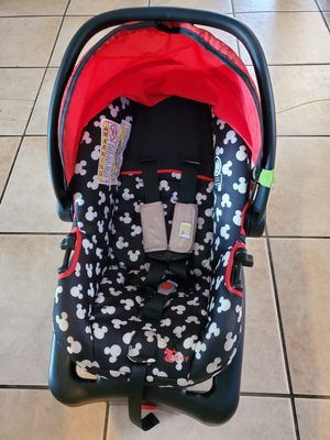 Mickey mouse car seat for Sale in Hobe Sound, FL