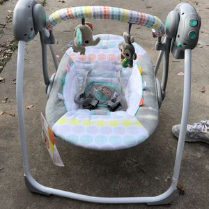 Swing for Baby for Sale in Houston, TX
