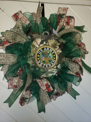 Military Wreath for Sale in Fort Lauderdale, FL
