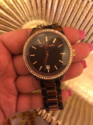 MK WATCH AUTHENTIC for Sale in Springfield, VA