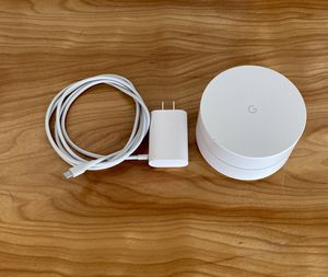 2x Google Mesh WiFi Router (2020 version) AC1200 for Whole Home Coverage AC-1304 for Sale in Encinitas, CA