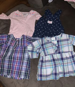 3months baby girl clothes for Sale in College Park, MD