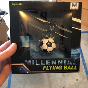 Box Of 10 Millennial Flying balls for Sale in Mansfield, TX