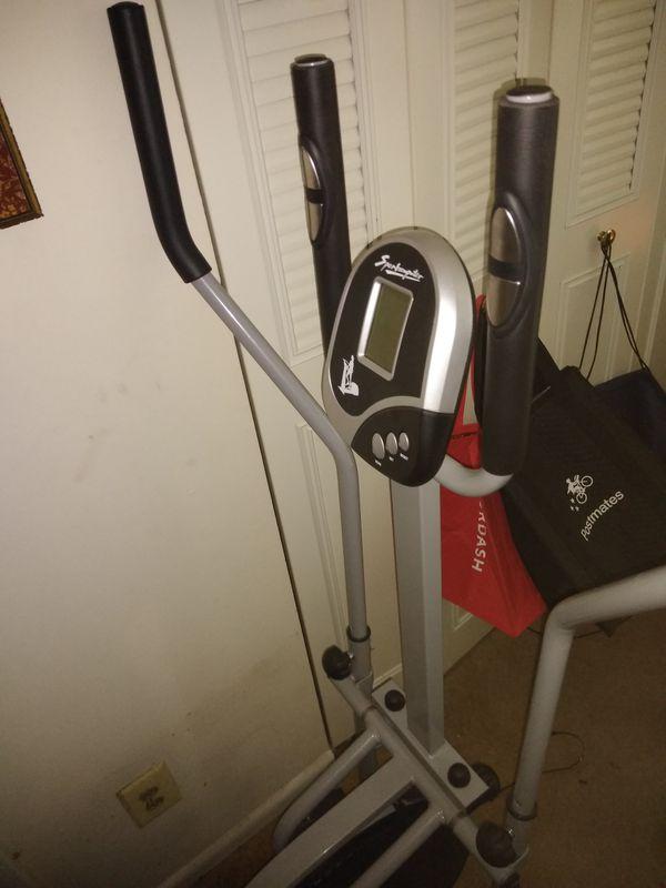 Elliptical Fan Bike Dual Cross Trainer Must Come Pick Up BEST OFFER!!