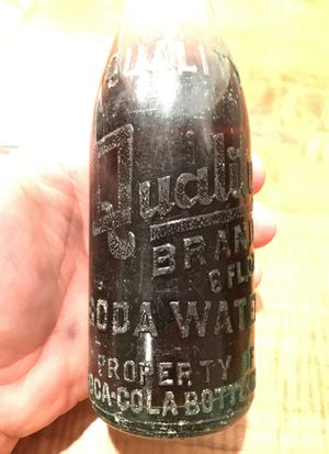 Antique Coca Cola bottles very old for Sale in Spartanburg, SC