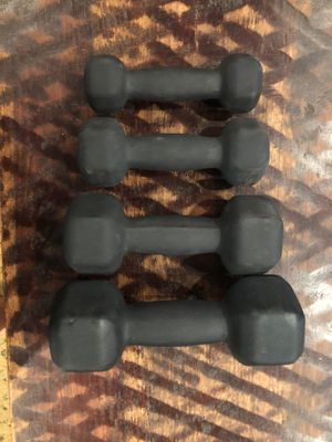 Set of hand weights for Sale in Scottsdale, AZ