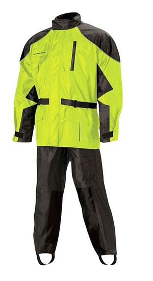 Nelson Rigg AS-3000 & WPRB-100 Size Large Aston Motorcycle Rain Suit for Sale in Suffolk, VA