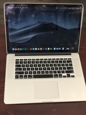 "Apple 15"" MacBook Pro Retina 2015 2.2 GHz Core i7 256GB 16GB RAM Iris Graphics for Sale in San Diego, CA"