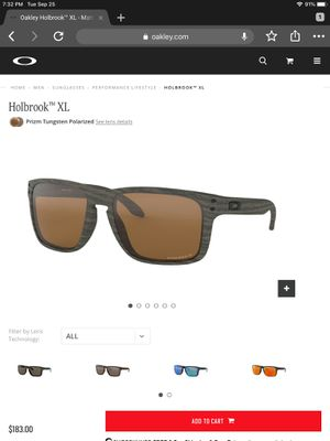 Oakley Holbrook sunglasses for Sale in San Diego, CA