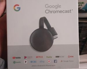 Google chromecast new. for Sale in Portland, OR