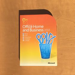 Microsoft Office Home and Business 2010 for Sale in Montebello,  CA