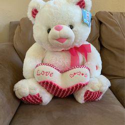 Love Teddy Bear for Sale in Denver,  CO