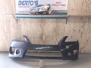 2013-2015 Nissan Sentra SR Front Bumper and headlight LH for Sale in Jurupa Valley, CA