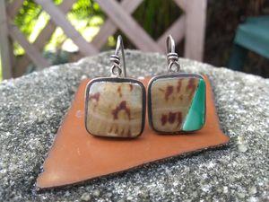 925 sterling silver earrings for Sale in Largo, FL