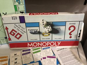 1970's monopoly game for Sale in Albuquerque, NM