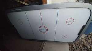 Full size air hockey table $90 obo for Sale in Las Vegas, NV