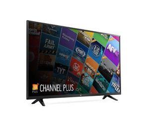 LG 4K UHD HDR Smart LED TV - 55'' for Sale in Washington, DC