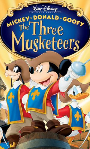 Disney * The Three Musketeers - HD Digital Copy Only for Sale in Santa Clara, CA