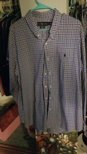 Ralph Lauren Dress Shirt for Sale in Montclair, CA
