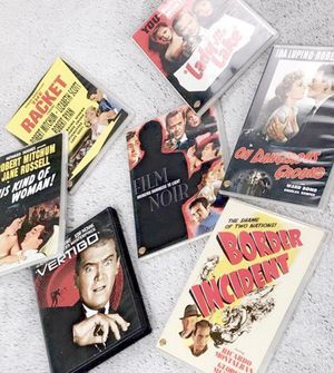 not used - small Vintage Movie Collection - ready for sale. for Sale in Los Angeles, CA