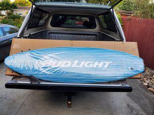 Brand New - 6' Budlight Surfboard 🏄♂️ for Sale in Santa Clara, CA